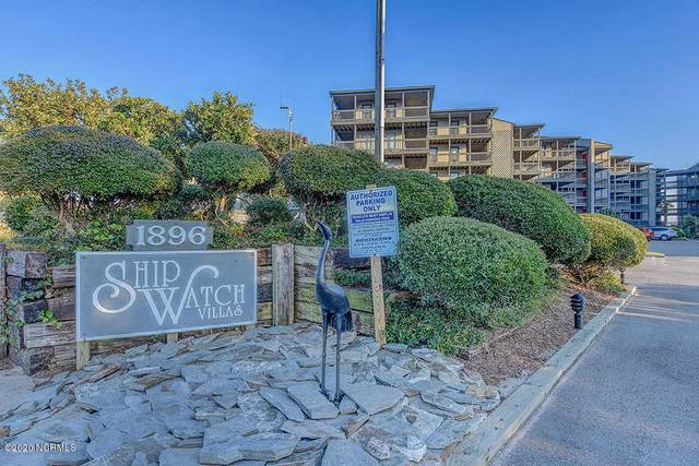 1896 New River Inlet Road #1215, North Topsail Beach, NC 28460 (MLS #100246611) :: Carolina Elite Properties LHR