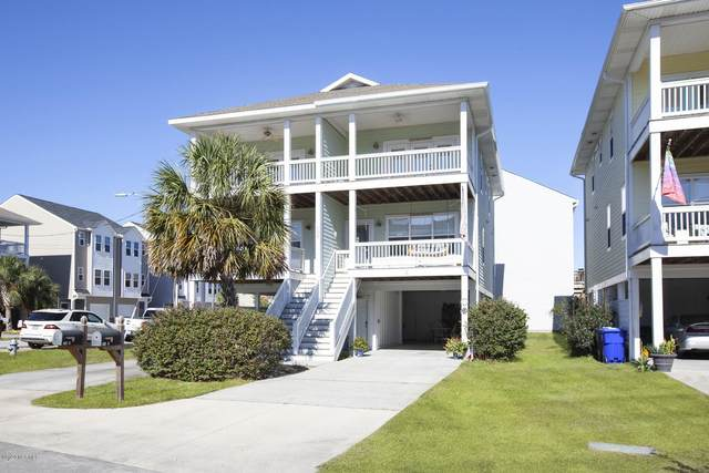 706 Elton Avenue B, Carolina Beach, NC 28428 (MLS #100246614) :: The Keith Beatty Team