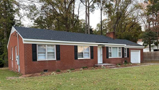 302 Lindell Road, Greenville, NC 27834 (MLS #100246618) :: Stancill Realty Group