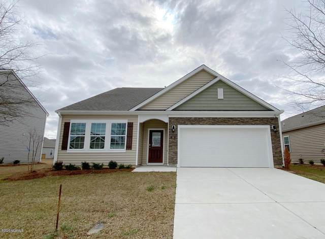 318 Ginger Drive, New Bern, NC 28560 (MLS #100246635) :: RE/MAX Elite Realty Group