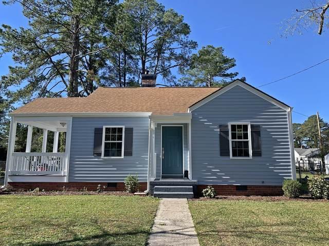 815 Chattawka Lane, New Bern, NC 28560 (MLS #100246636) :: Carolina Elite Properties LHR