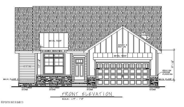 1214 Spring Lake Road, Southport, NC 28461 (MLS #100246668) :: Donna & Team New Bern