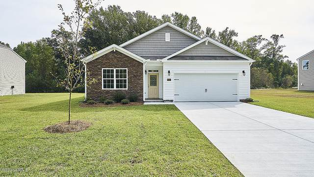 320 Ginger Drive, New Bern, NC 28560 (MLS #100246675) :: David Cummings Real Estate Team