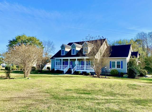 1151 Lakeside Drive, Williamston, NC 27892 (MLS #100246685) :: Frost Real Estate Team