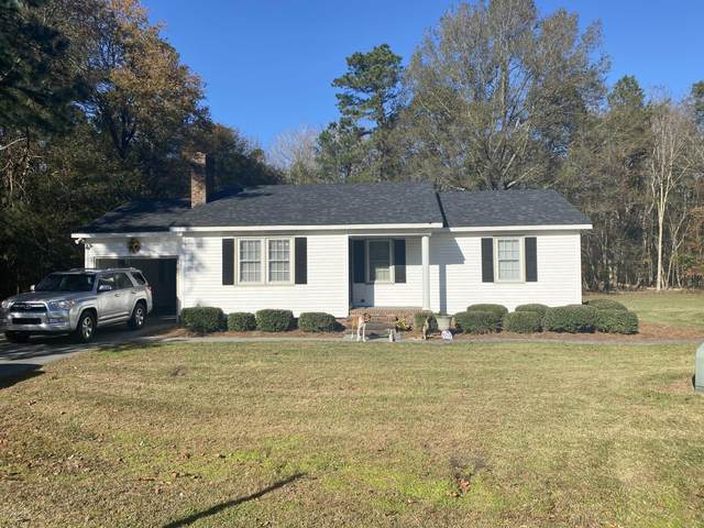 1904 Country Squire Road, Kinston, NC 28504 (MLS #100246698) :: Berkshire Hathaway HomeServices Prime Properties