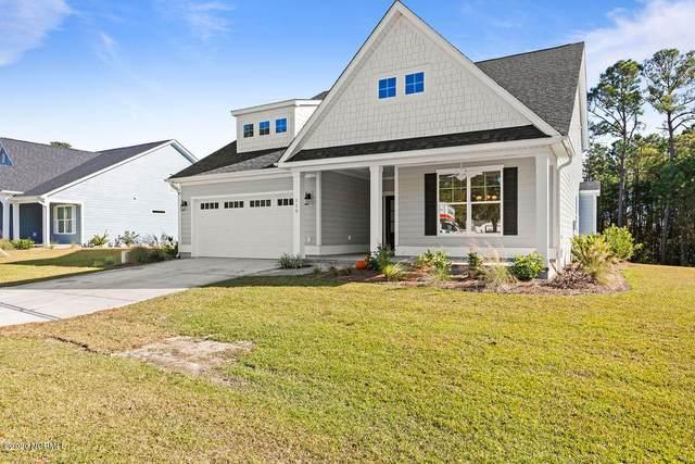 115 Everett Park Trail, Holly Ridge, NC 28445 (MLS #100246701) :: David Cummings Real Estate Team