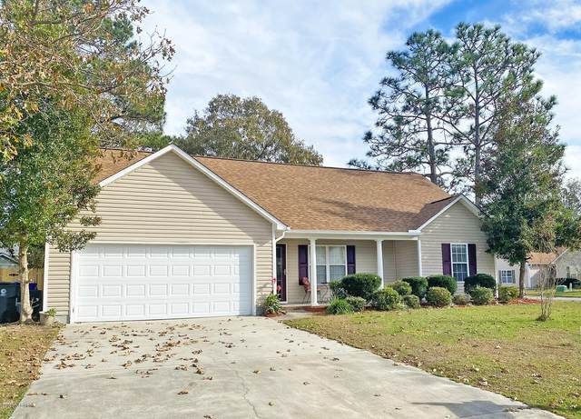 258 Ross Court, Leland, NC 28451 (MLS #100246704) :: Barefoot-Chandler & Associates LLC