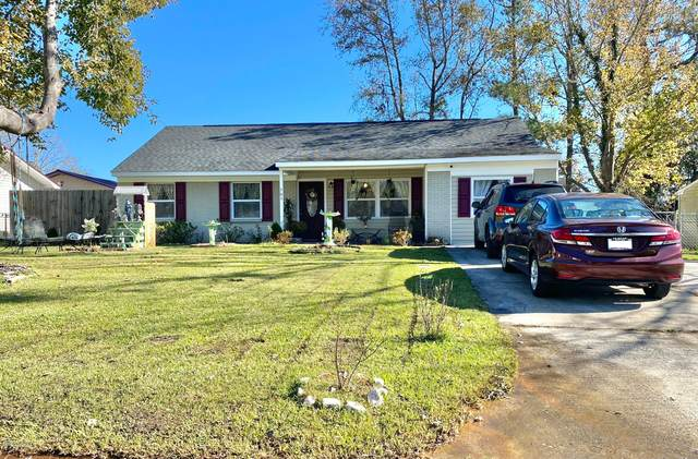 505 Thyme Court, Jacksonville, NC 28540 (MLS #100246711) :: Berkshire Hathaway HomeServices Hometown, REALTORS®