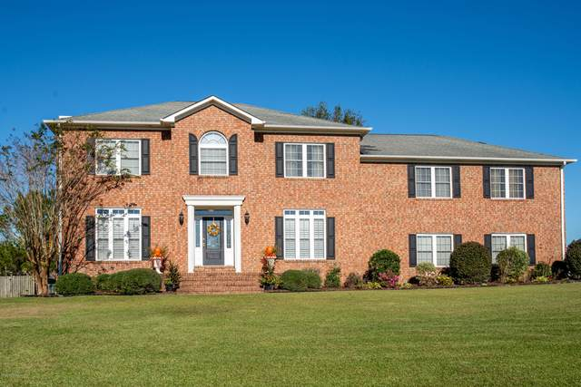 110 Wingate Drive, New Bern, NC 28562 (MLS #100246724) :: Vance Young and Associates