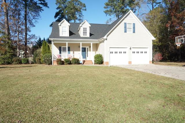 4102 Sherwood Drive N, Wilson, NC 27896 (MLS #100246739) :: Liz Freeman Team