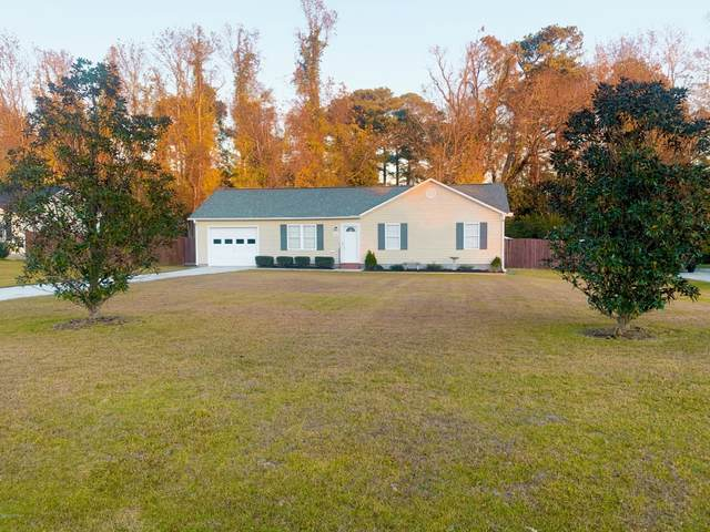 110 Nicole Court, Jacksonville, NC 28540 (MLS #100246750) :: The Oceanaire Realty