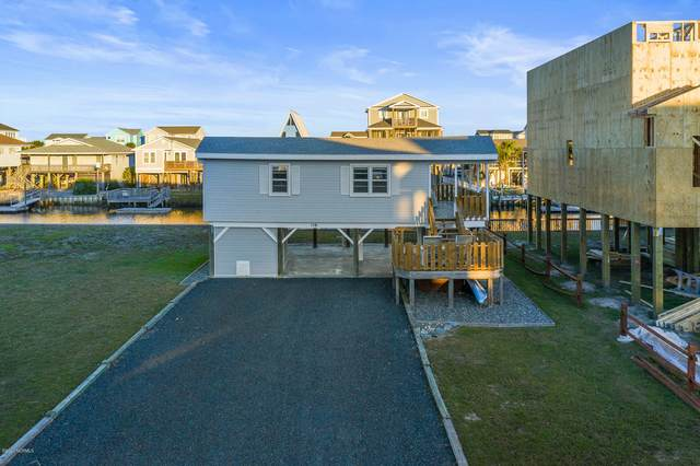 116 Tuna Drive, Holden Beach, NC 28462 (MLS #100246755) :: Stancill Realty Group
