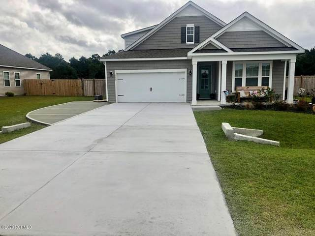 159 Seneca Reef Drive, Hampstead, NC 28443 (MLS #100246759) :: The Oceanaire Realty