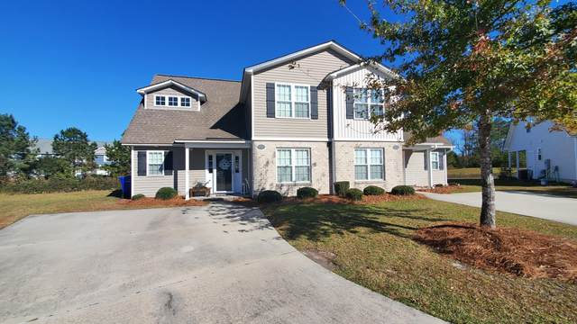 2201 Chavis Drive A, Greenville, NC 27858 (MLS #100246762) :: Frost Real Estate Team