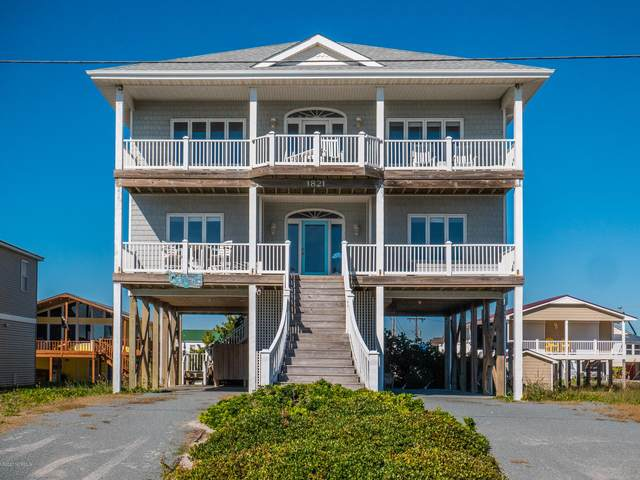 1821 N Shore Drive, Surf City, NC 28445 (MLS #100246765) :: The Oceanaire Realty
