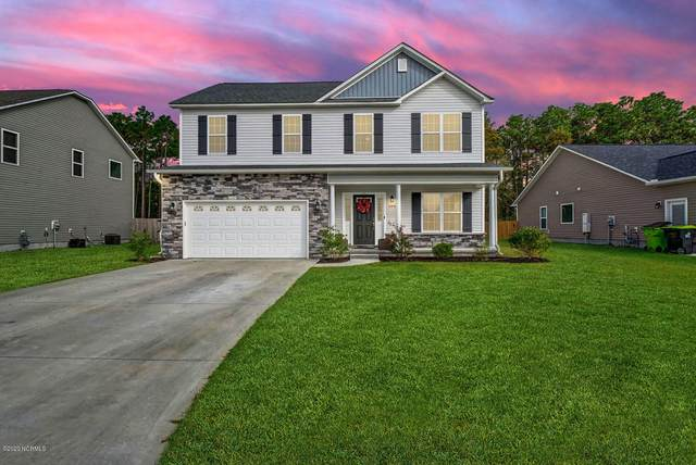 190 Independence Boulevard, Newport, NC 28570 (MLS #100246779) :: The Rising Tide Team