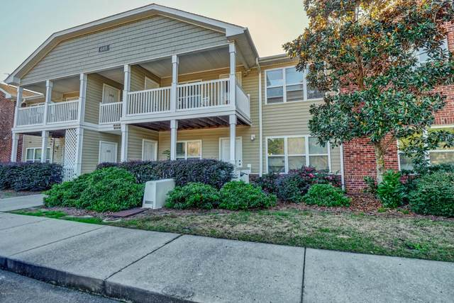 4405 Jay Bird Circle #205, Wilmington, NC 28412 (MLS #100246785) :: The Oceanaire Realty