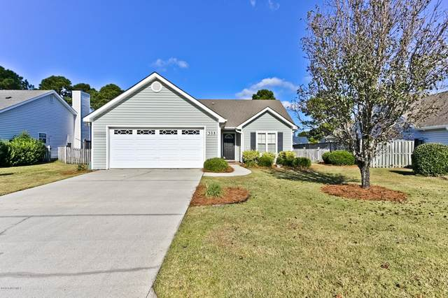 308 Buckhurst Drive, Wilmington, NC 28411 (MLS #100246801) :: Stancill Realty Group