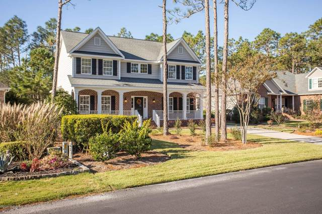 2985 Irwin Drive, Southport, NC 28461 (MLS #100246810) :: Vance Young and Associates