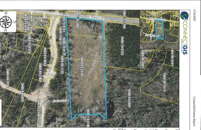 Lot State Road 1506 Road, Washington, NC 27889 (MLS #100246816) :: Berkshire Hathaway HomeServices Prime Properties