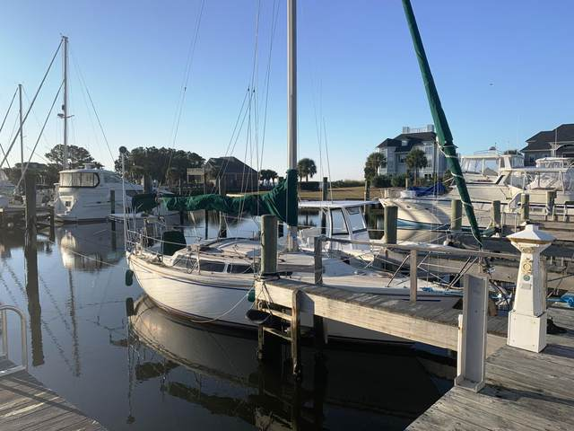 409 Island Drive #37, Beaufort, NC 28516 (MLS #100246819) :: The Rising Tide Team