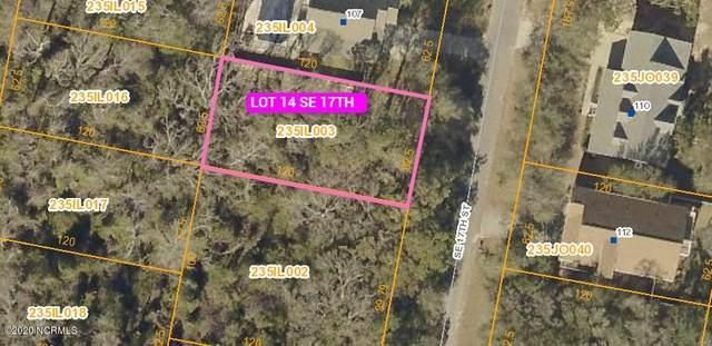 L-14 SE 17th Street, Oak Island, NC 28465 (MLS #100246823) :: Stancill Realty Group
