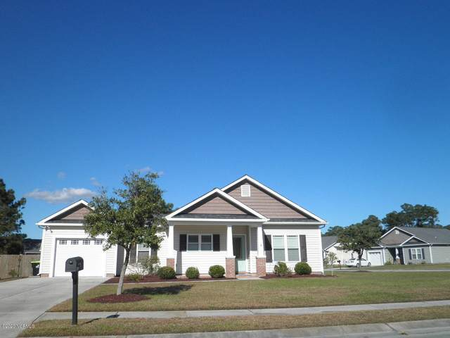 209 Low Country Lane, Swansboro, NC 28584 (MLS #100246834) :: Courtney Carter Homes