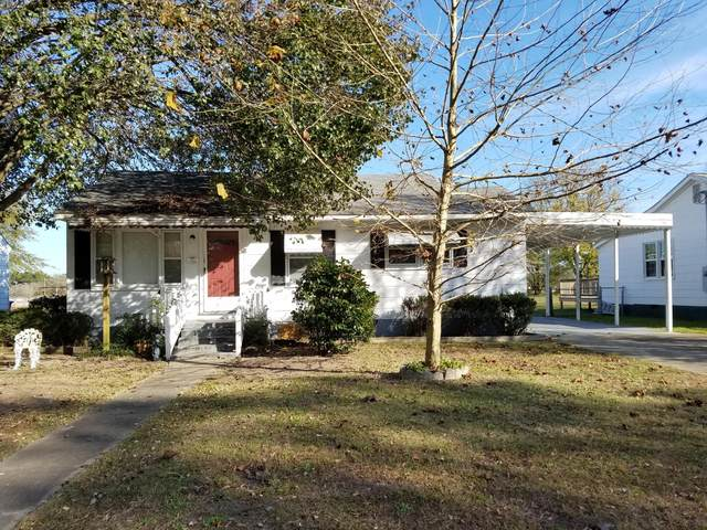 911 Cleveland Drive, Kinston, NC 28504 (MLS #100246837) :: Berkshire Hathaway HomeServices Prime Properties
