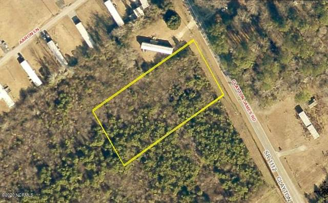 214 Clayton James Road, Jacksonville, NC 28540 (MLS #100246839) :: Courtney Carter Homes