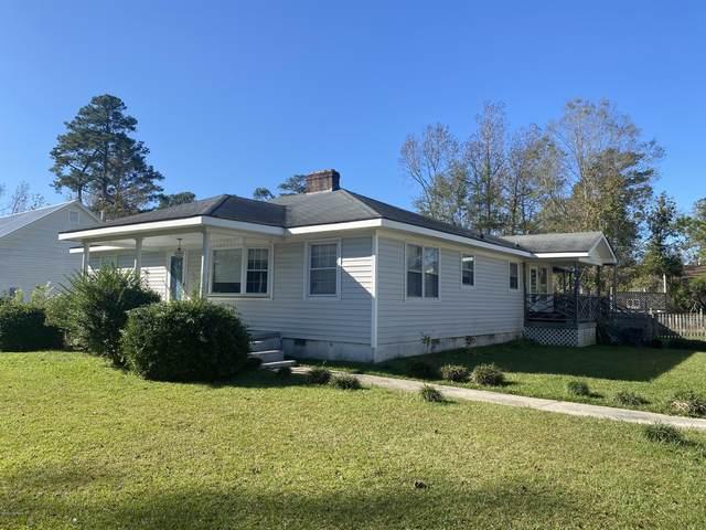 318 Hill Street, New Bern, NC 28560 (MLS #100246872) :: David Cummings Real Estate Team