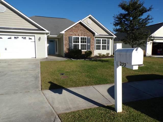 222 Merin Height Road, Jacksonville, NC 28546 (MLS #100246890) :: Donna & Team New Bern