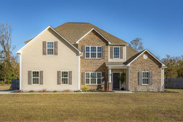 200 Sidler Street, New Bern, NC 28562 (MLS #100246892) :: Great Moves Realty