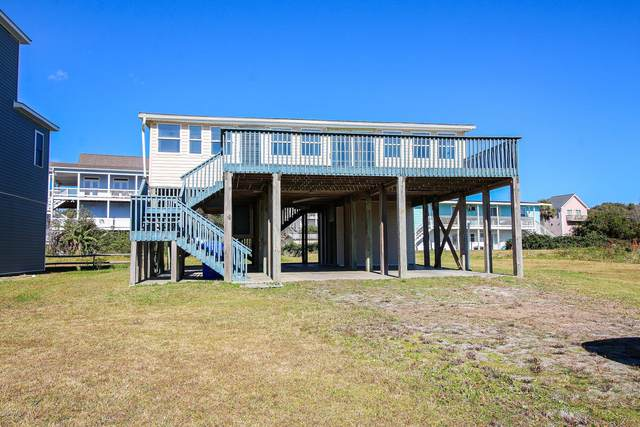 7604 E Beach Drive, Oak Island, NC 28465 (MLS #100246900) :: Lynda Haraway Group Real Estate