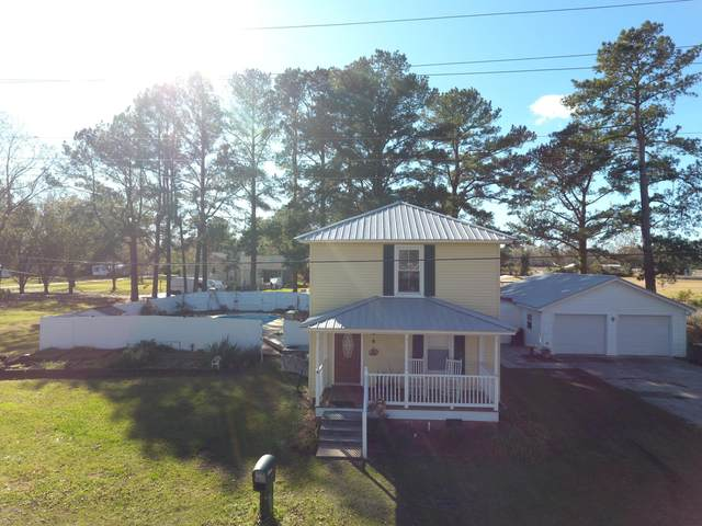 331 2nd Avenue, Vanceboro, NC 28586 (MLS #100246903) :: David Cummings Real Estate Team