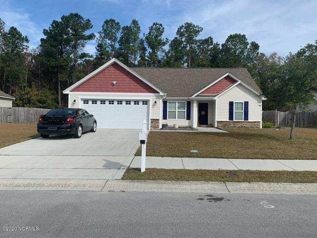 304 Hidden Oaks Drive, Jacksonville, NC 28546 (MLS #100246925) :: Donna & Team New Bern