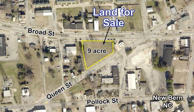 1004 Queen Street, New Bern, NC 28560 (MLS #100246936) :: Stancill Realty Group