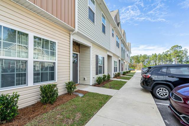 151 Beacon Woods Drive, Holly Ridge, NC 28445 (MLS #100246950) :: David Cummings Real Estate Team