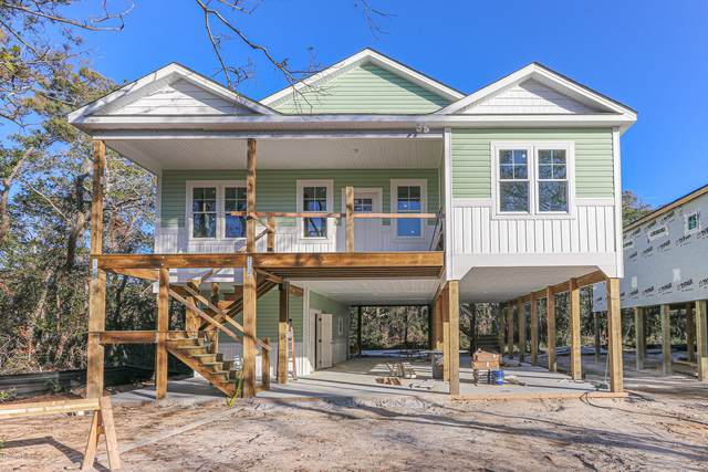 110 NE 55th Street, Oak Island, NC 28465 (MLS #100246952) :: David Cummings Real Estate Team