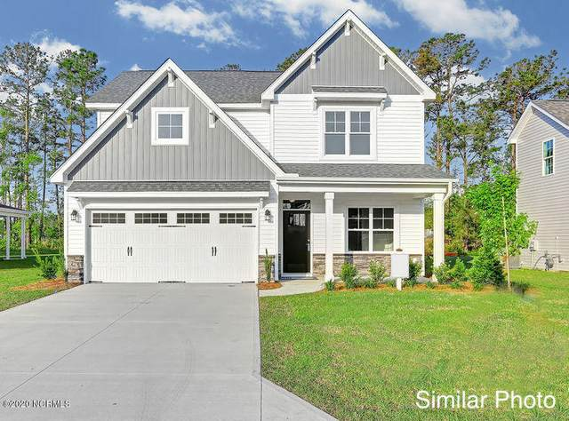 5269 Trumpet Vine Way, Wilmington, NC 28412 (MLS #100246960) :: Berkshire Hathaway HomeServices Hometown, REALTORS®