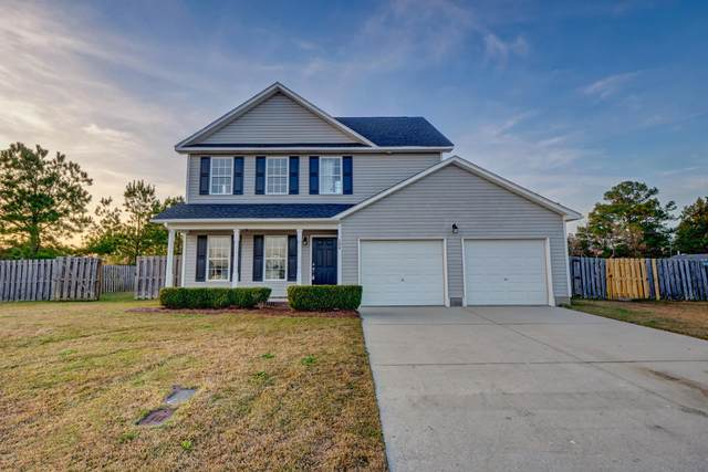 104 Croaker Lane, Maysville, NC 28555 (MLS #100246961) :: Courtney Carter Homes