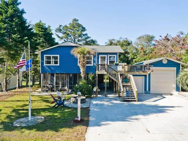 317 Loblolly Street, Emerald Isle, NC 28594 (MLS #100246977) :: Great Moves Realty