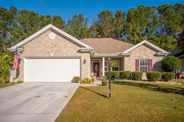 491 Wampee Street, Calabash, NC 28467 (MLS #100246990) :: David Cummings Real Estate Team
