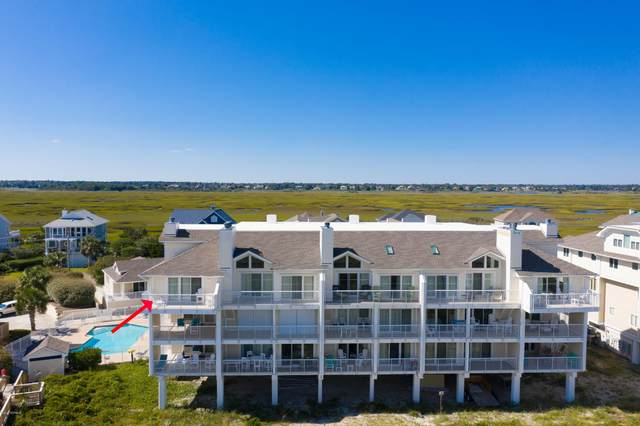 2504 N Lumina Avenue N C-3E, Wrightsville Beach, NC 28480 (MLS #100246997) :: Coldwell Banker Sea Coast Advantage