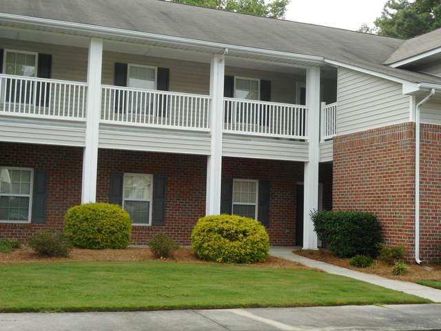 2221 Locksley Woods Drive D, Greenville, NC 27858 (MLS #100247004) :: Stancill Realty Group