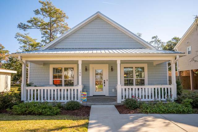 108 NE 6th Street, Oak Island, NC 28461 (MLS #100247005) :: David Cummings Real Estate Team