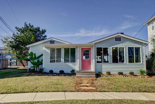 501 N Channel Drive, Wrightsville Beach, NC 28480 (MLS #100247009) :: Donna & Team New Bern