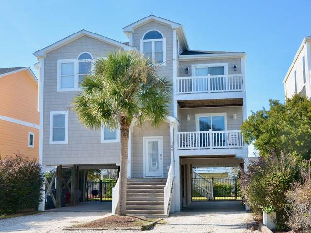 109 By The Sea Drive, Holden Beach, NC 28462 (MLS #100247025) :: Vance Young and Associates