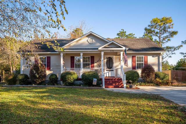 240 Crystal Road, Southport, NC 28461 (MLS #100247030) :: David Cummings Real Estate Team