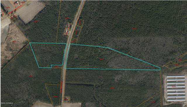 Land 1 Hwy 258 S, Kinston, NC 28504 (MLS #100247036) :: Berkshire Hathaway HomeServices Prime Properties