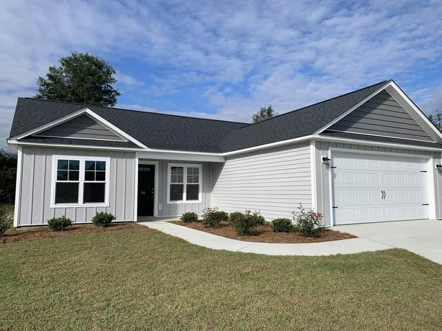 112 Heckathorne Drive, New Bern, NC 28560 (MLS #100247046) :: David Cummings Real Estate Team